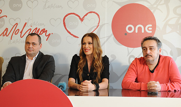 ОНЕ и Каролина со нов договор за соработка – Заедно и во 2014