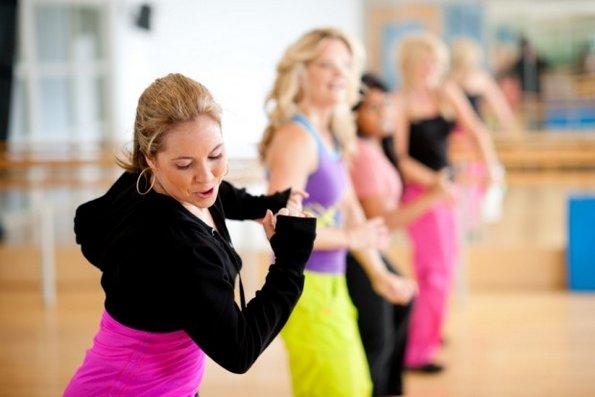 Здравствените придобивки од вежбањето зумба