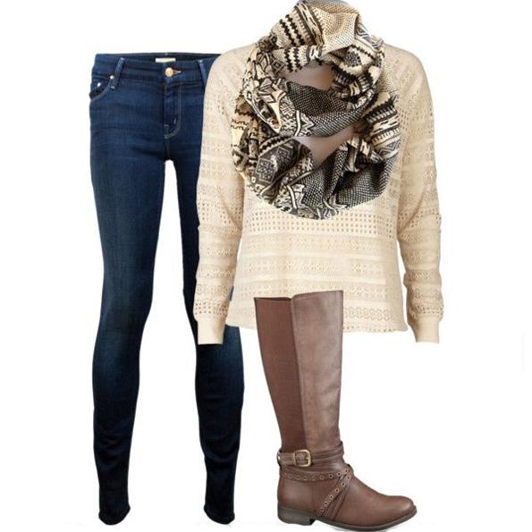Како да го вклопите шалот со вашиот моден стил?