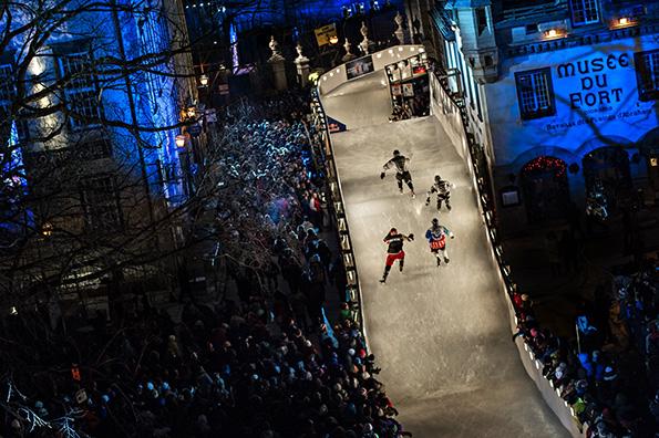 Red Bull Crashed Ice: Отворање на сезоната во Финска
