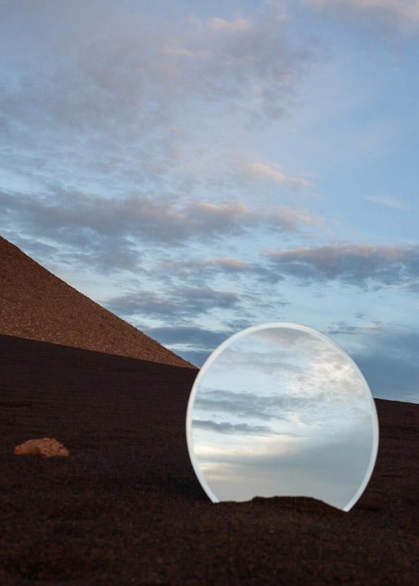 Неверојатни пејзажи отсликани во огледало