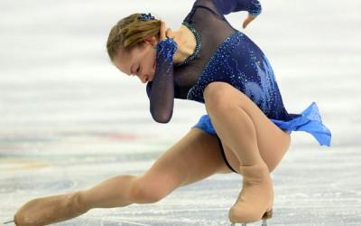 Јулија Липницкаја: Неверојатен 15-годишен талент во областа на уметничкото лизгање...