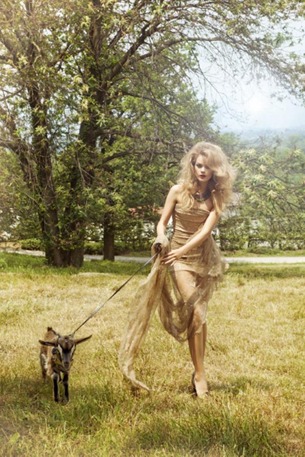 Модна инспирација: Несекојдневна девојка
