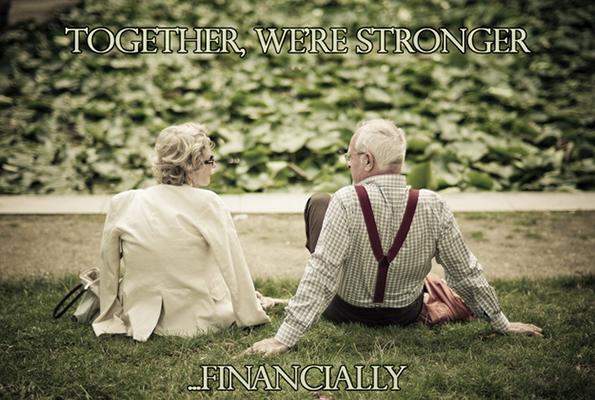 Заедно сме посилни... Финансиски
