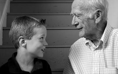 Однесувајте се добро спрема старите луѓе