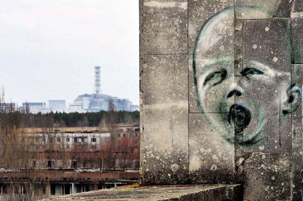 UKRAINE-NUCLEAR-CHERNOBYL