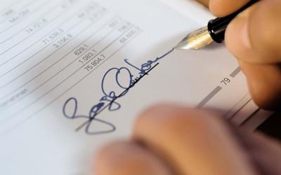 Откријте некои карактерни особини според потписот на личноста