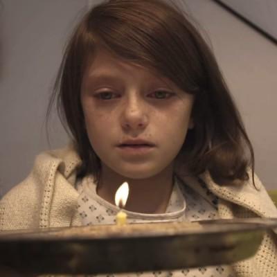 Шокантно видео за ефектите на војната врз децата