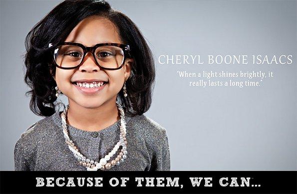 Мали девојчиња трансформирани во најголемите женски имиња во историјата
