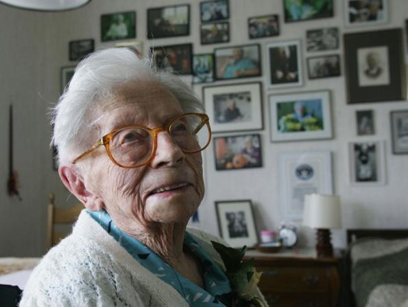 Мутациите пронајдени во крвта на 115-годишна жена можат да помогнат во откривање на тајните на стареењето