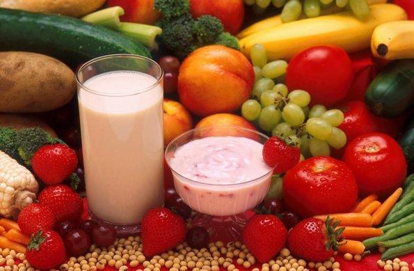 Неколку придобивки од здравиот режим на исхрана