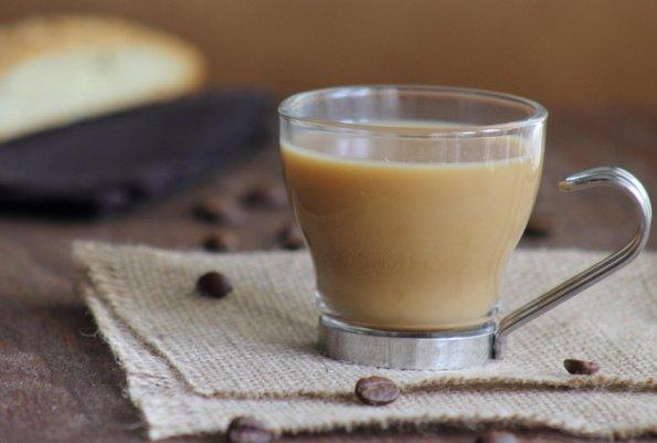 Кремасто кафе со ванила