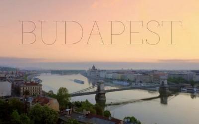 Видео прошетка по прекрасната Будимпешта
