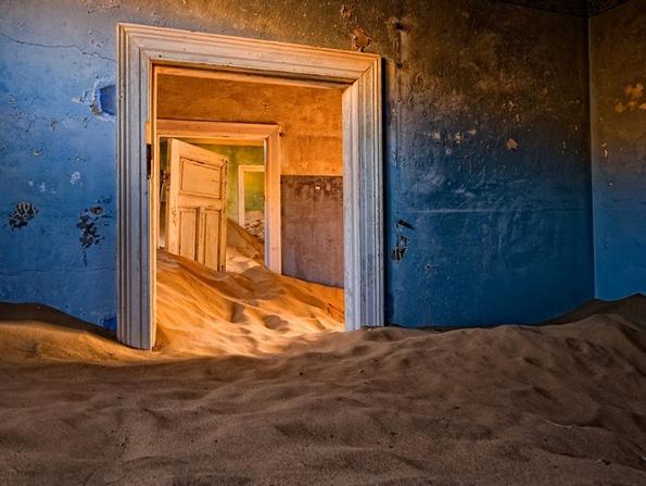 Најубавите напуштени места во светот