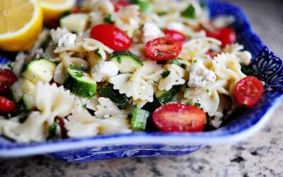 4 ладни салати со тестенини