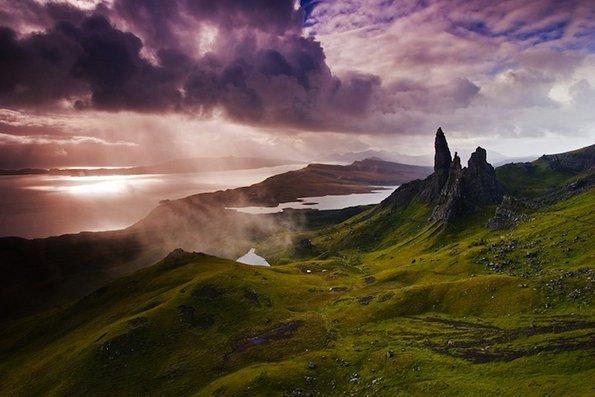 Едно магично место, еден кадар, дванаесет различни фотографии