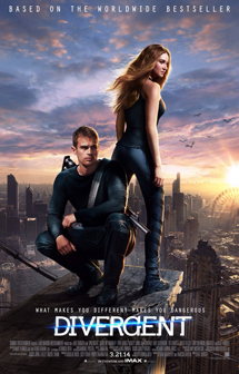 Филм: Различна (Divergent)