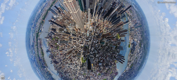 Неверојатни панорами од најпрекрасните градови ширум светот направени од авион