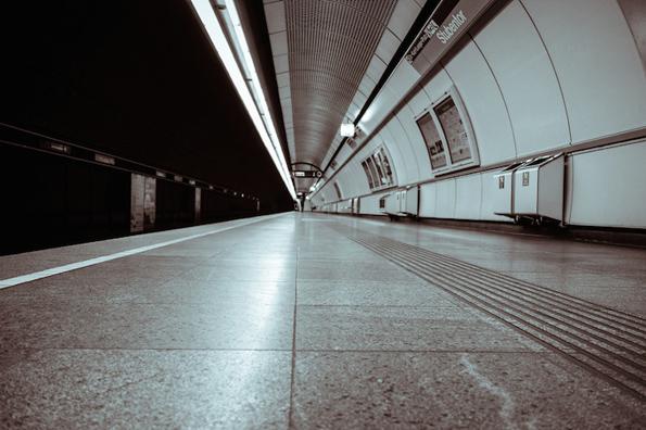 Исклучителната симетрија на подземните метро станици низ светот