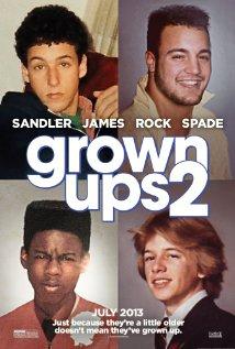 Филм: Возрасни 2 (Grown Ups 2)