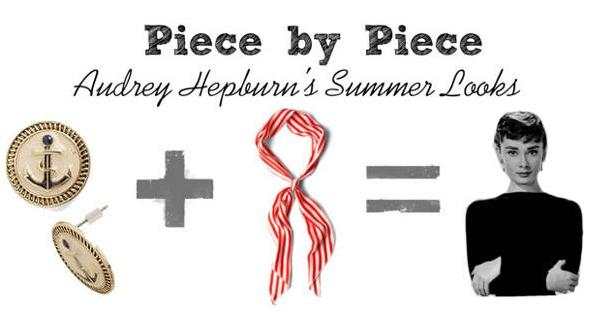 Како да го копирате летниот стил на единствената Одри Хепберн?
