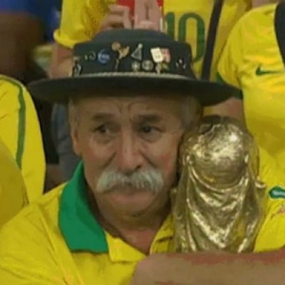 Запознајте го најтажниот човек на Светското првенство