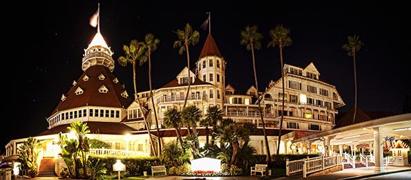 "Хотелот ""Дел Коронадо"", Сан Диего, Калифорнија"