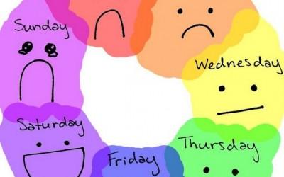 Тест: Кој ден од неделата сте вие?
