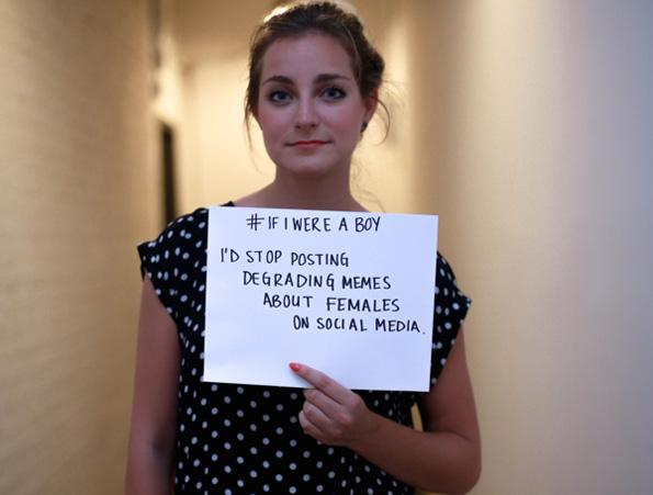 12 жени споделуваат што би направиле различно доколку се на исто ниво како мажите