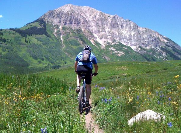 6 причини да се пробате во планински велосипедизам