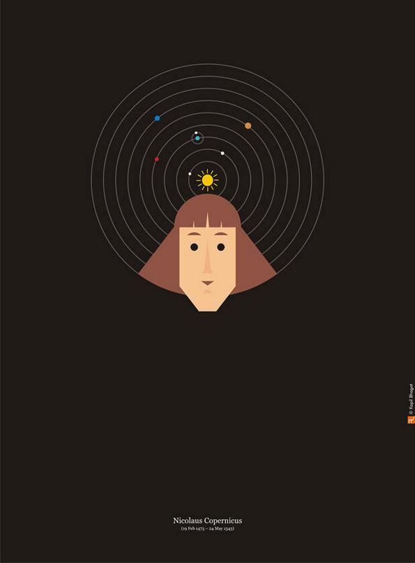 Никола Коперник (19.02.1473 - 24.05.1543)
