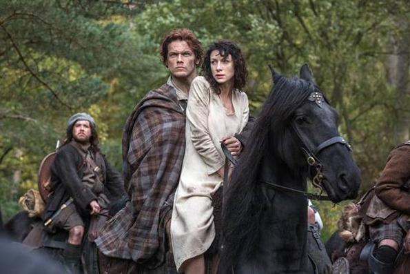 ТВ серија: Туѓинец (Outlander)