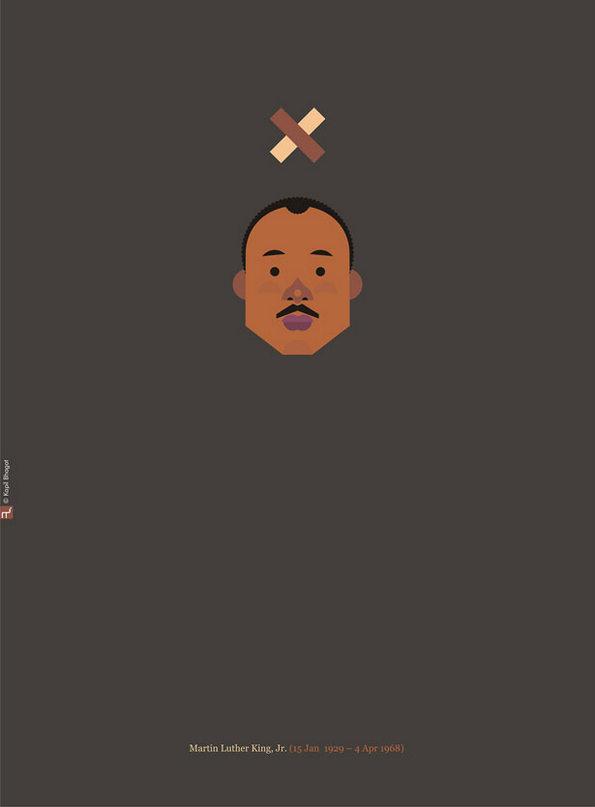 Мартин Лутер Кинг (15.01.1929 - 04.04.1968)