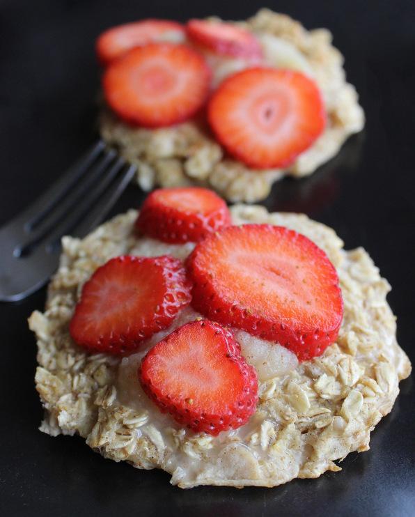 Брзи и лесни колачиња за појадок полн со протеини