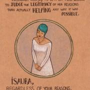 Моќни илустрации покажуваат како жените се борат со половите стереотипи