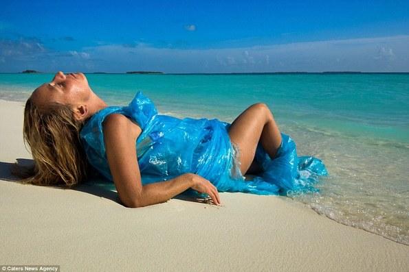 Грдата страна на Малдивите