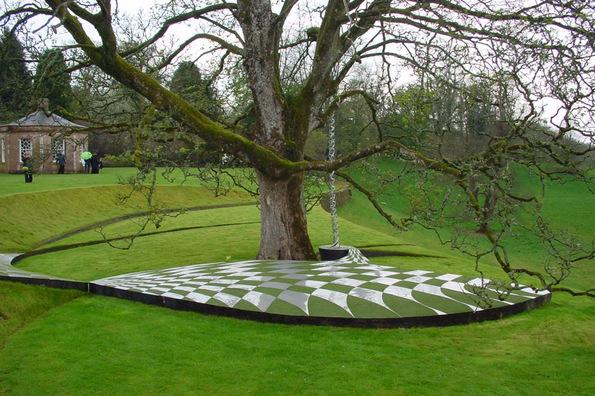 Градините на космичка шпекулација во Шкотска