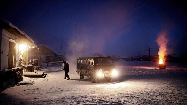 Автомобилите мора да се остават вклучени доколку се паркирани надвор на студот.