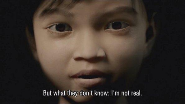 Ова не е вистинско девојче, ова е компјутерски робот кој фати над 1.000 педофили