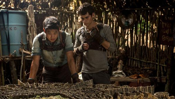 Филм: Лавиринт - Невозможно бегство (The Maze Runner)