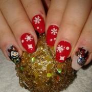 Идеи за вашите нокти за божиќните празници