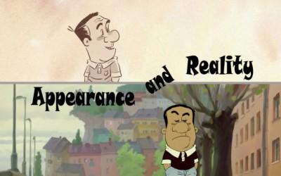 Одлична анимација ни покажува како ги криеме нашите вистински чувства од светот