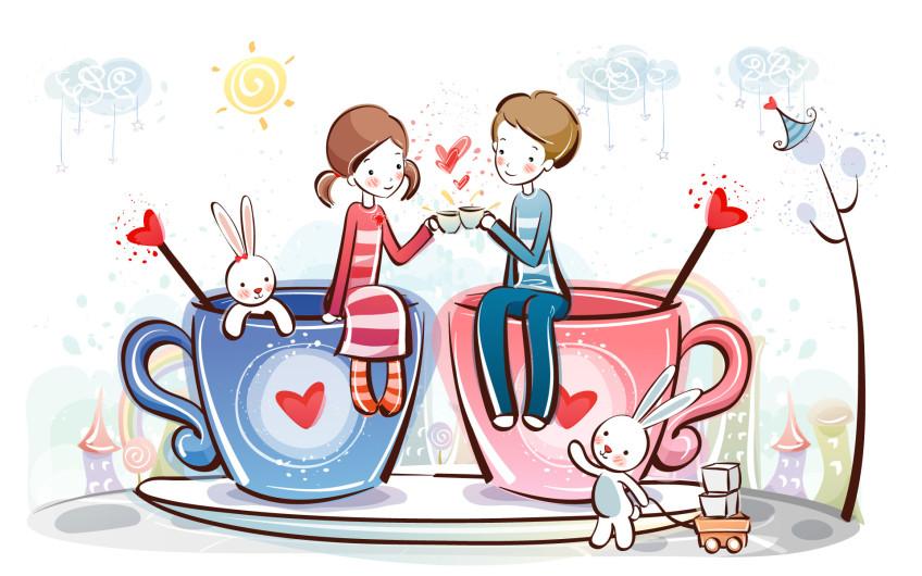 15 слатки нешта кои можете да ги правите со вашиот партнер за Денот на вљубените