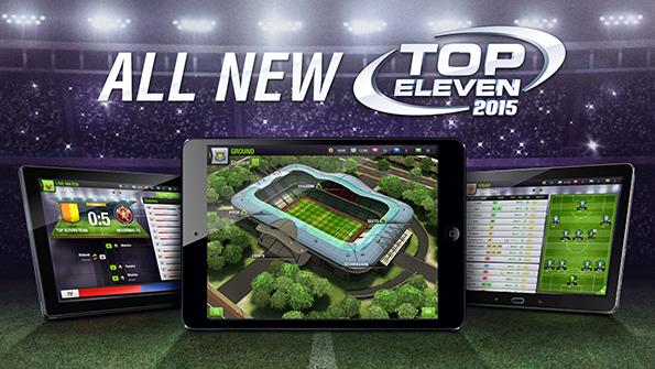"""Најдобрите фудбалски совети од Мурињо во """"Top Eleven 2015"""", новата верзија од најпопуларната видео игра, сега достапна и на IOS и Андроид"""