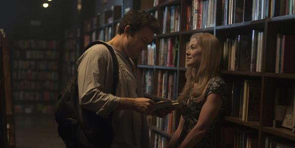 Филм: Исчезната (Gone Girl)
