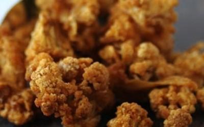 Одличен рецепт за пуканки од карфиол