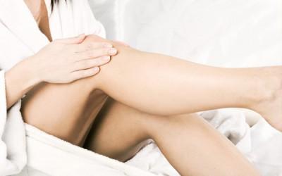 10 минути до повитки нозе: Ослободете се од дебелите листови на нозете