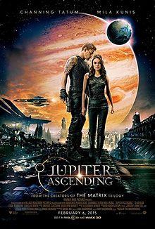 Филм: Јупитер во подем (Jupiter Ascending)