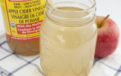 Напивка од јаболков оцет која го забрзува метаболизмот и го поттикнува слабеењето