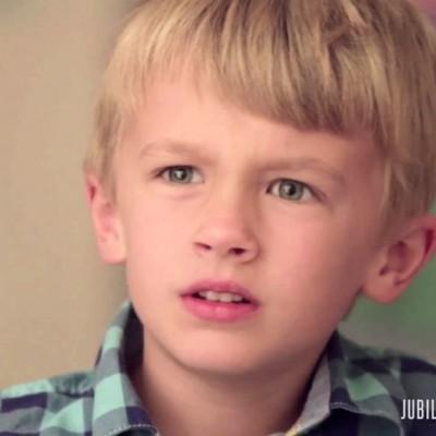 Видео кое ќе ве разнежни: Лекции за љубовта од прекрасни мали дечиња